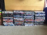 Job lot of 80 dvds