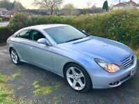 MERCEDES CLS 320 CDI 2006 ***SWAP/TRADE/OFFERS***