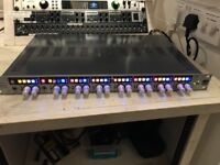 Audient ASP 880 8-Channel Microphone Preamp and A/D Converter - LIKE NEW