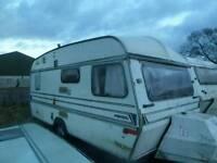 4 Berth Abi Lightweight Touring Caravan a