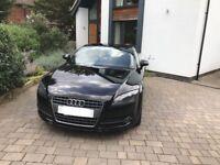 Lovely black mark 2 Audi TT Quattro.