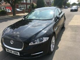 Jaguar XJ Luxury 3.0 D Black, Fantastic Condition