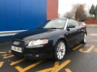 Audi A4 CONVERTIBLE 1.8turbo Low MilAge Long Mot