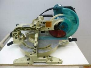 Makita 10 Compound Sliding Mitre Saw - We Buy And Sell Power Tools - 11086 - AL429411