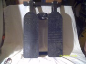 LEG EXERCISOR / TREAD MILL ? a NEAT LITTLE GADGET to HELP the LEG MUSCLES ++++