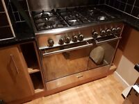 Kenwood range cooker and oven