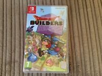 Nintendo Switch Game Dragon Quest Builders