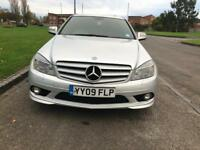 Mercedes c class 320 cdi sport 1 former keeper lovely car full history