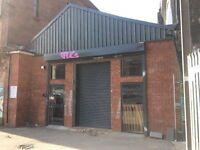 2400sqft Ideal for Warehouse / Works Unit / Storage / Gym / Display Area etc in Digbeth Birmingham
