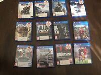 PlayStation4+ 12 games