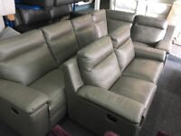 NEW/EX DISPLAY LazyBoy Serento Recliner Corner Sofa + 3 Seater Recliner Sofa (LEFT or RIGHT CORNER)