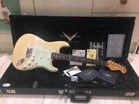 Fender Custom Shop Stratocaster Deluxe