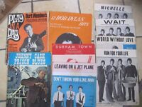selection of sheet music/song bookk ,Beatles, The Searchers +many more