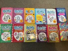 Dork Diaries 12 books