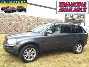 2007 Volvo XC90 PREMIUM PKG.AWD 7 PASSENGER.LEATHER/SUNROOF/18 I