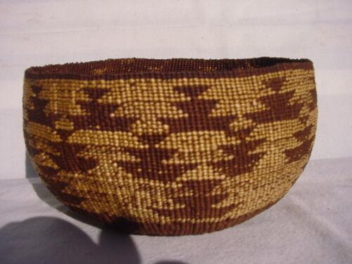 Hupa Basket with Reverse Design