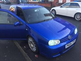 Vw golf 1.4 r32 replica