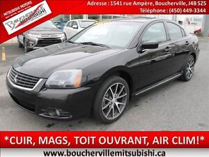 2009 Mitsubishi Galant Ralliart*CUIR, TOIT OUVRANT*