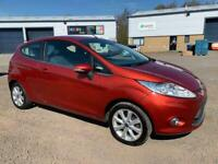 Ford Fiesta Zetec 1.2 10Reg FULL YEAR MOT Immaculate as Corsa Clio Punto Micra Polo Astra 208