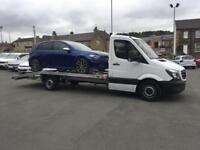 Car transport recovery Yorkshire