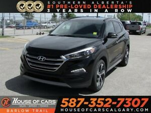 2017 Hyundai Tucson SE 1.6 / Back Up Camera / Sunroof / Leather