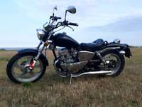 AJS Regal Raptor , 125cc i now live in Harwich CO123SJ