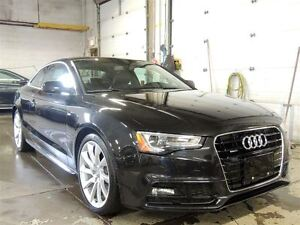2014 Audi A5 S LINE, NAVIGATION, PUSH BUTTON START, QUATTRO