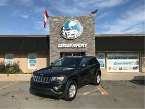 2016 Jeep Grand Cherokee CLEAN LAREDO! $175.00 BI-WEEKLY+TAX!