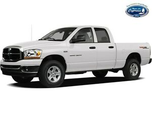 2008 Dodge Ram 1500 SLT (5.7L Hemi  Step Bars)