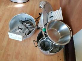 Kitchen equipment job lot