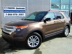 2015 Ford Explorer 34500 KM  V6 AWD NAVIGATION 7 PASSAGERS
