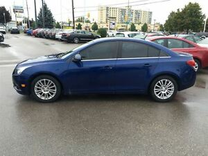 2012 Chevrolet Cruze ECO ~ NEW PRICE!!! ~ GORGEOUS COLOUR!! London Ontario image 2