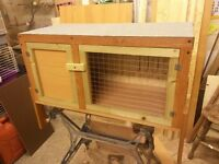 Rabbit hutch brand new can deliver