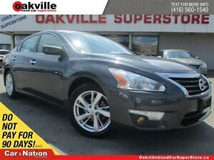 2013 Nissan Altima 2.5 SV | NAVIGATION | SUNROOF | BACK UP CAMER