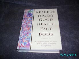 READERS DIGEST GOOD HEALTH FACT BOOK