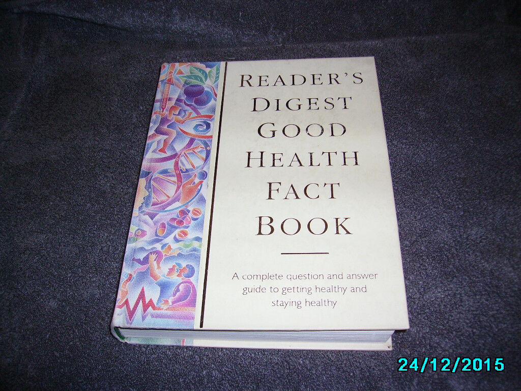 READERS DIGEST GOOD HEALTH FACT BOOK