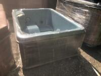 "Hot Tub - SpaForm 2Mx1M - taken in P/X ""sold as seen"" site clearance bargain complete with cover"