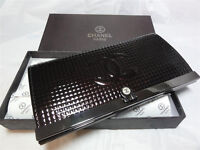 Chanel Handag Bag Purse Tote Clutch New Unused with box in Black