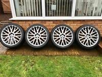 "Range Rover 22"" Genuine Kahn RS-X Alloy Wheels, Alloys"