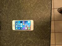 APPLE IPHONE 5 16GB WHITE (GOOD CONDITION)(UNLOCKED)