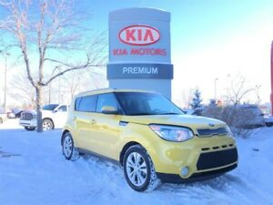 2015 Kia Soul EX+     Like New