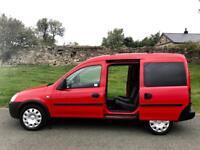 Vauxhall Combo Crew Van NO VAT - LOW MILES