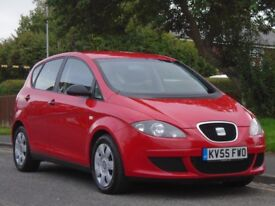 Seat Altea 1.9 TDI Reference 5dr£1,699 p/x welcome 1 OWNER,FULL SERVICE,FULL MOT