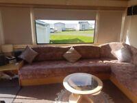 Caravan for hire Haven Craig Tara ( Pet Friendly) Glasgow September weekend available 💥£250💥