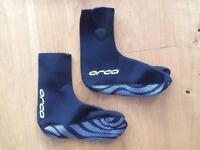 Orca swim Booties (New Size L)