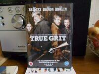 True Grit /2011 Wild West movie
