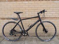 """Cannondale Bad Boy 20"""" Aluminium Hybrid Disc Brake Bike"""