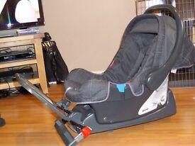 Britax Cosy Tot ASIS ISOFIX 0-13kg Rear Facing Car Seat