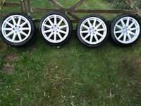 Audi TT TTS alloys 5 x 112