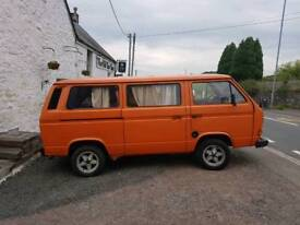 VW T3 Caravelle Camper/Surf Van